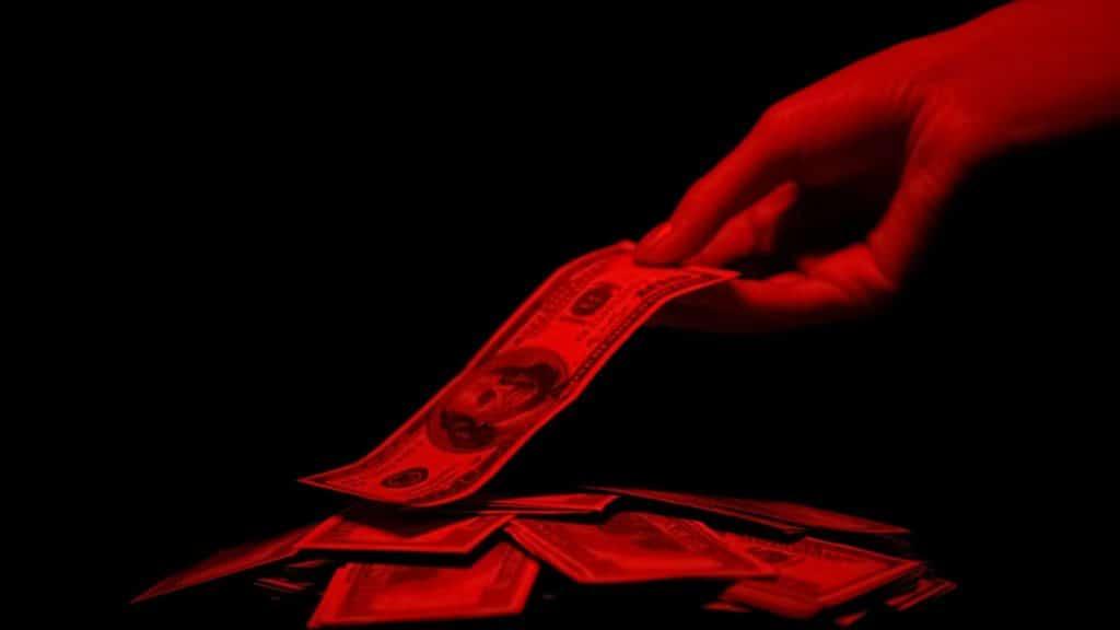 arnaques en ligne billets dollars